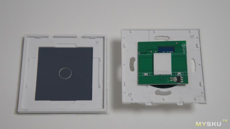 Выключатели Girier: без нуля, с Wi-Fi, 433 МГц и Google Home