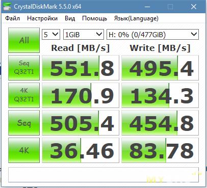 SSD KingSpec P3 512GB