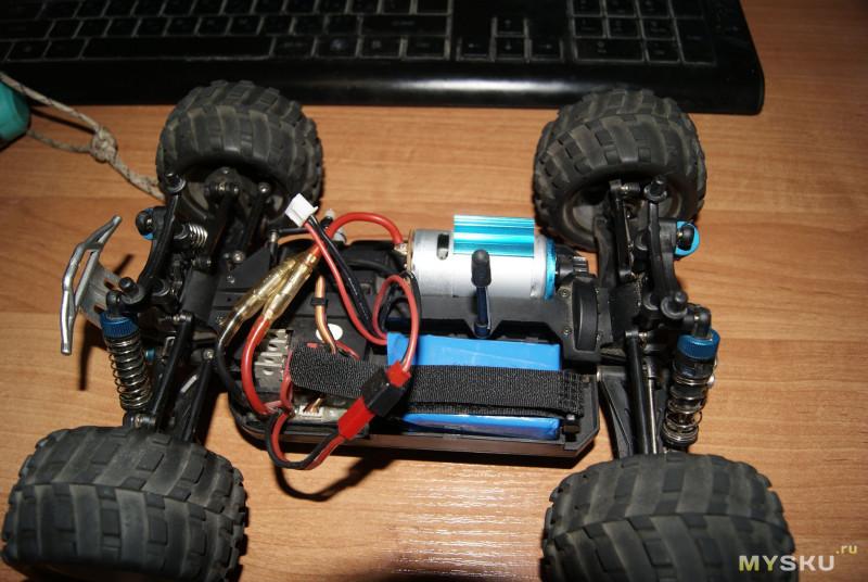 Алюминиевая защита карданного вала для Wltoys A9xx