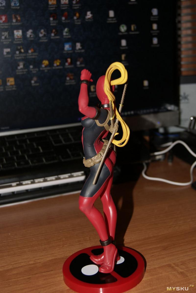 Marvel Bishoujo Lady Deadpool