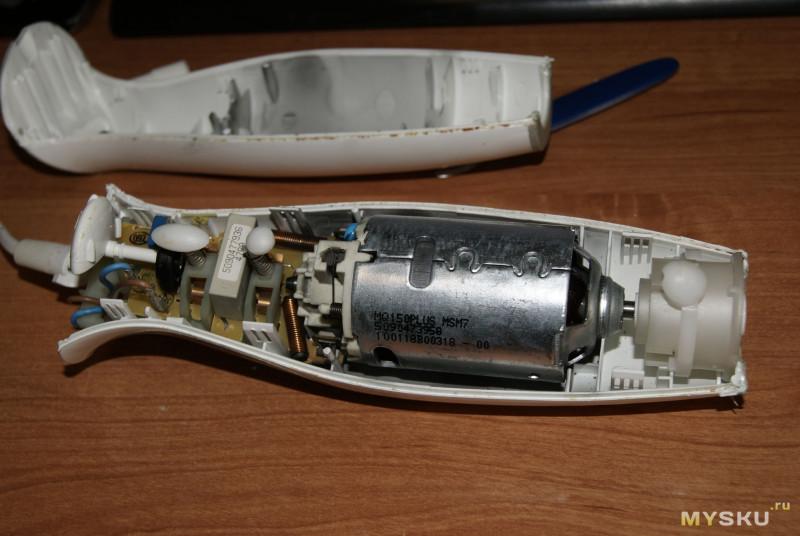 Ремонт блендера с помощью 3д принтера.