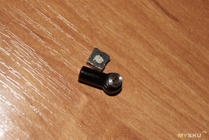 Металлические амортизаторы для RC моделей Wltoys серии A9xx