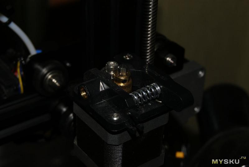 Металлический фидер. Апгрейд экструдера для CR-10, Ender 3 (и т.п.)