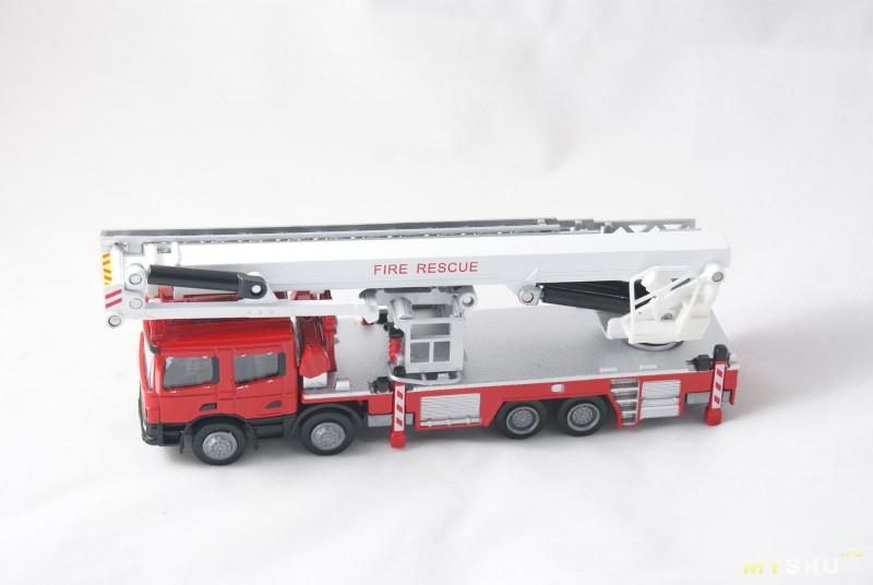 Спасательная пожарная машина Kaidiwei 1:50