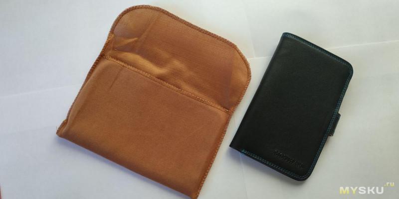 Monthaus мужской кошелёк из кожи - от фабрики Mitao