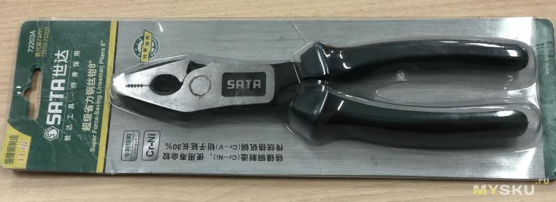 Плоскогубцы с бустером (микрообзор)