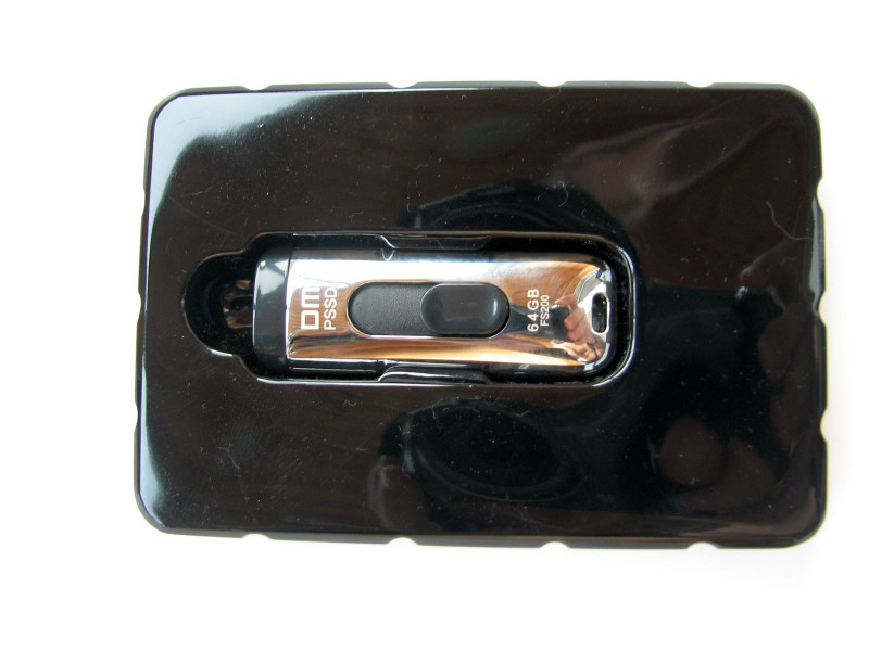Флешка portable ssd DM FS200 64Gb PSDD