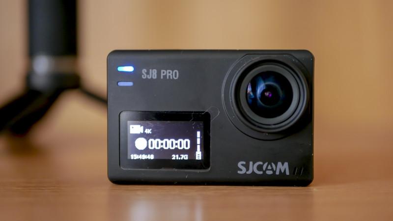 SJCAM SJ8 Pro ( + аксессуары + FEIYUTECH G5 )