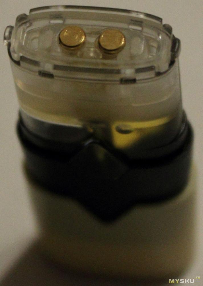 Pod-система Hcigar Akso - просто достань из упаковки и затянись (электронная сигарета)