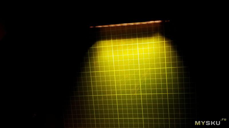 LED Work Light Bar (двухцветный)