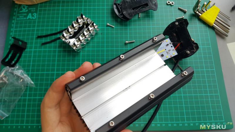 Led Light Bar 7 дюймов