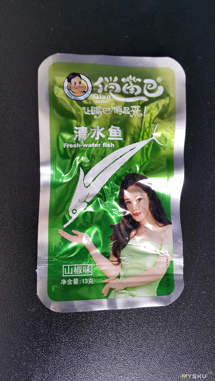 Китайские снэки
