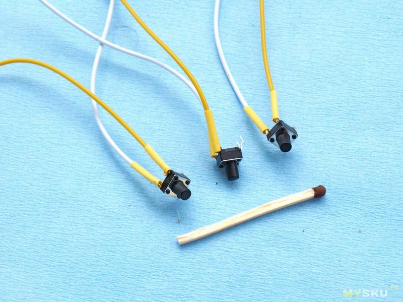 <span>Бескорпусный MP3 проигрыватель на микросхеме GPD2856C</span>