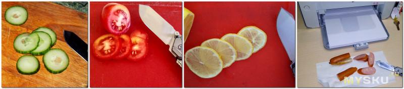 Sanrenmu 7117 LUX - LK - T5. Недорогой многофункциональный   нож.