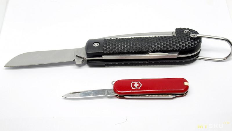 Rcharlance HS - D003 . Многофункциональный складной нож - нож моряка.