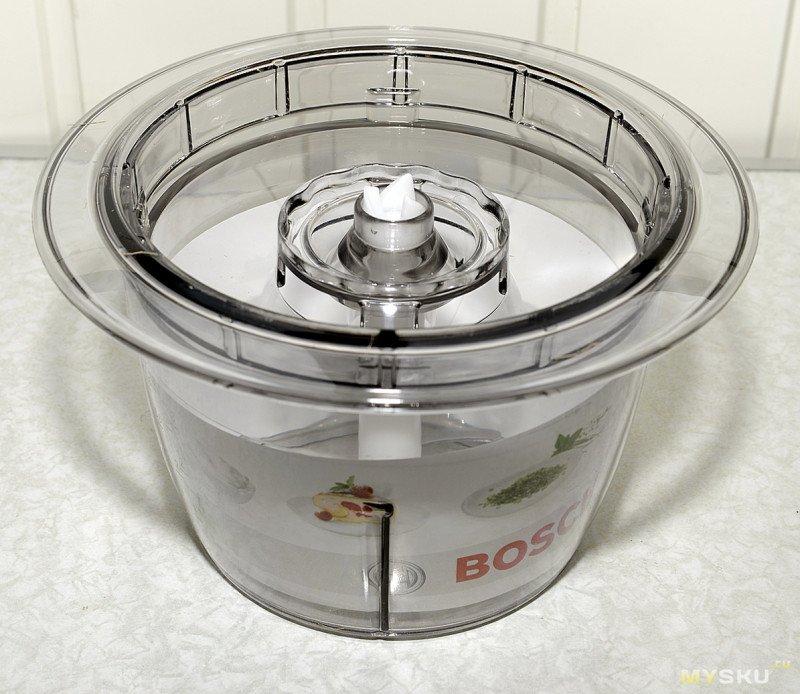 Универсальный измельчитель (чоппер) Bosch MMRP1000
