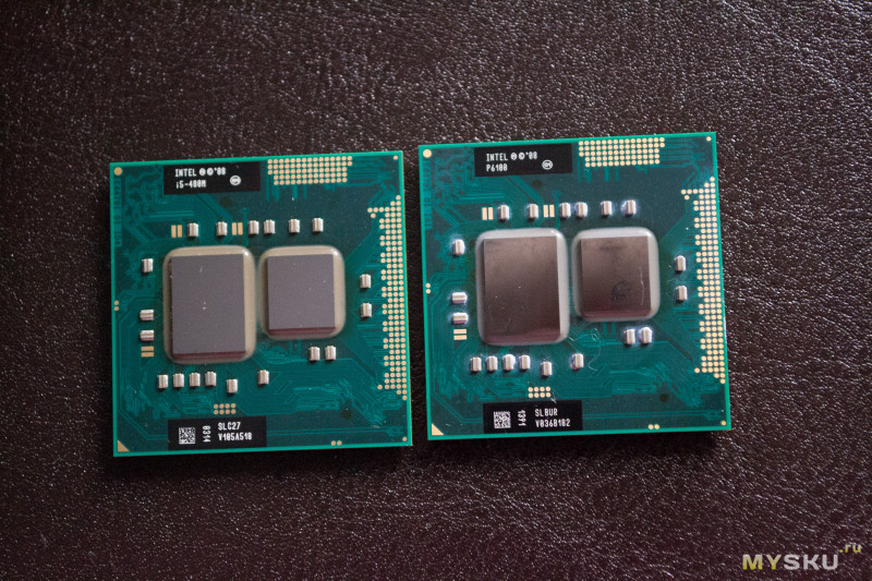 Core i5-480M для старенького Acer Aspire