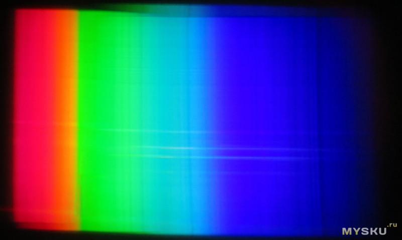 Спектроскоп. Улучшенная версия, расчлененка и спектры.