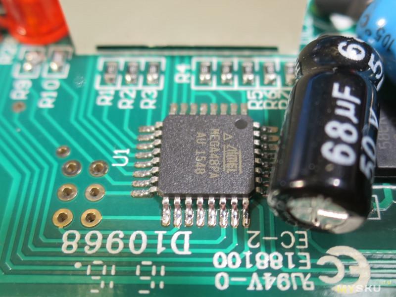 Тестер автомобильной аккумуляторной батареи All-sun EM577