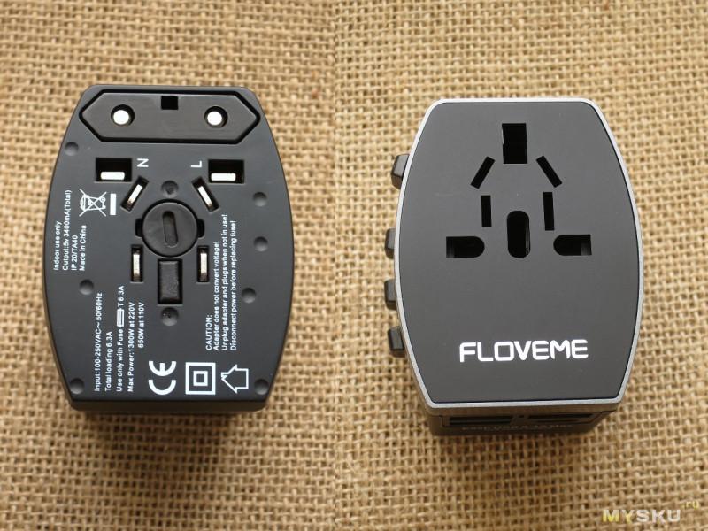 Floveme: зарядка в дорогу, которая точно подойдет