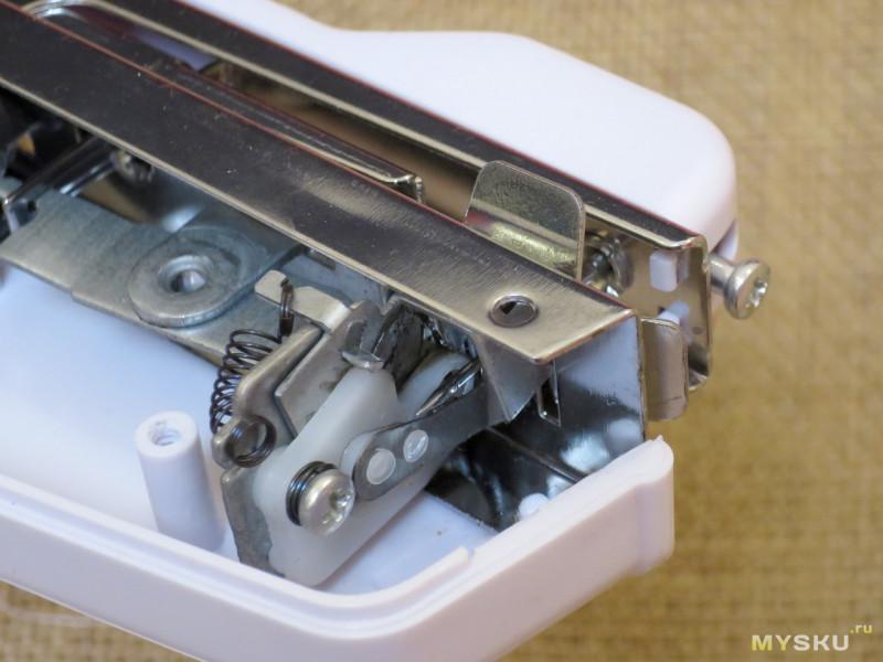 Портативная швейная машинка на батарейках - брать?
