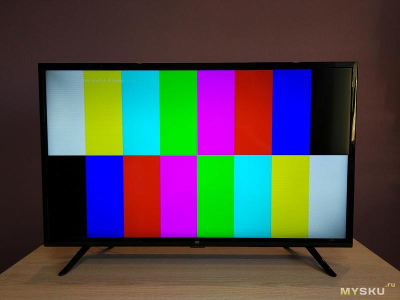 Обзор русифицированного телевизора Xiaomi Mi smart TV 4A 32