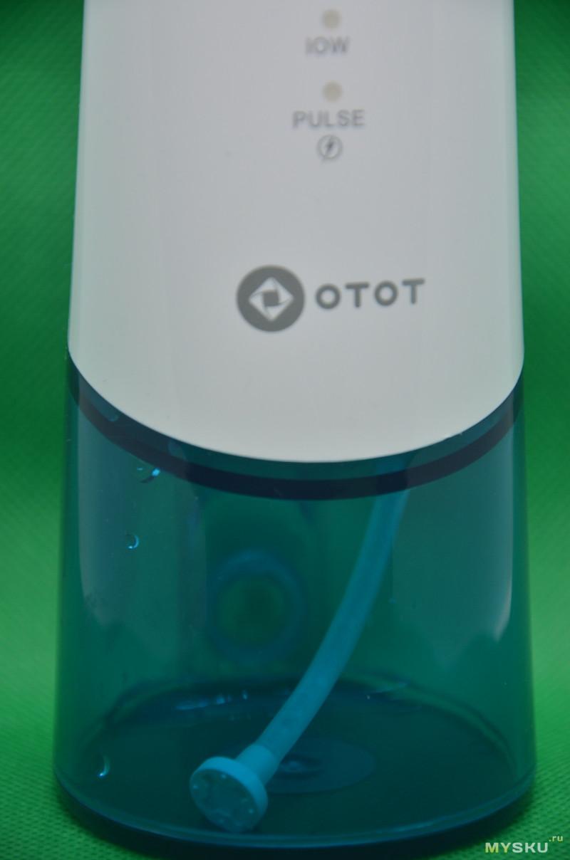 Китайский портативный ирригатор для полости рта  OTOT