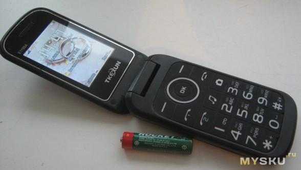 В поисках идеального бабушкофона. TKEXUN E1190A