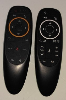 Аэромышь G10. Легкое управление ТВ-боксом.