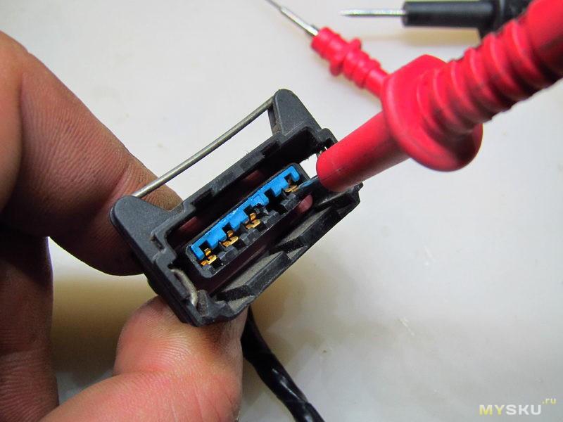Щупы со сменными иглами для тестера или осциллографа. щупаем силикон (tm)