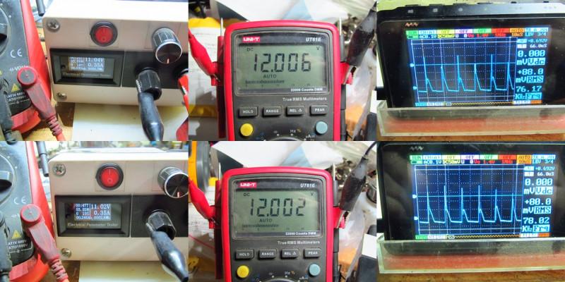 Миниатюрный бескорпусной блок питания 220В -> 12В 0.4А