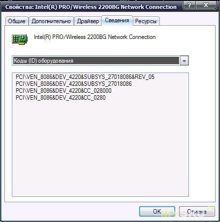 INTEL PCI VEN 8086&DEV 3B64 64BIT DRIVER