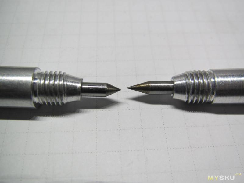 Двухсторонняя чертилка