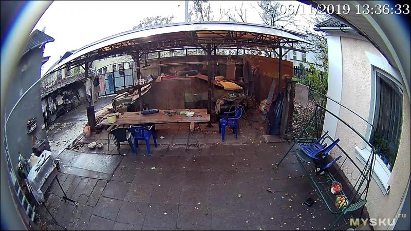 Xiaovv D6. Камера с прожектором. Или прожектор с камерой. Играем в видеонаблюдение