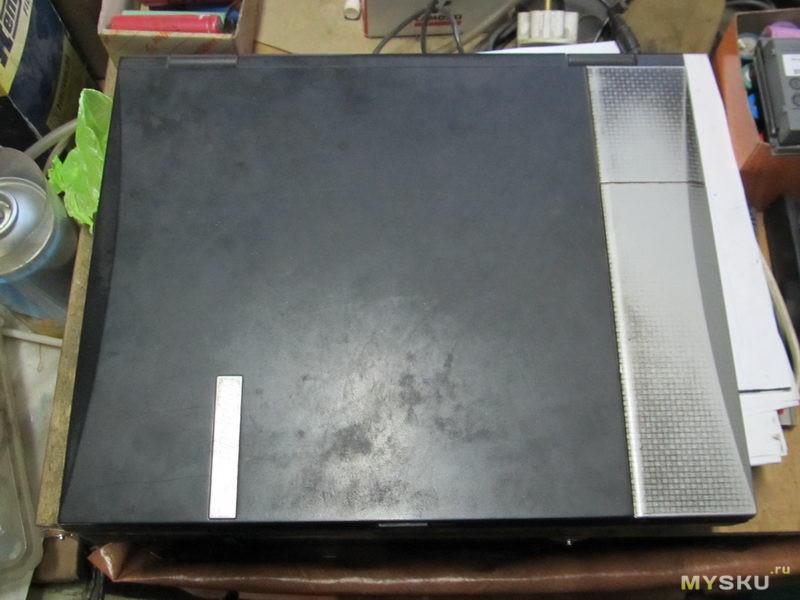 Установка bluetooth в антикварный ноутбук. Продолжаем некрофильствовать