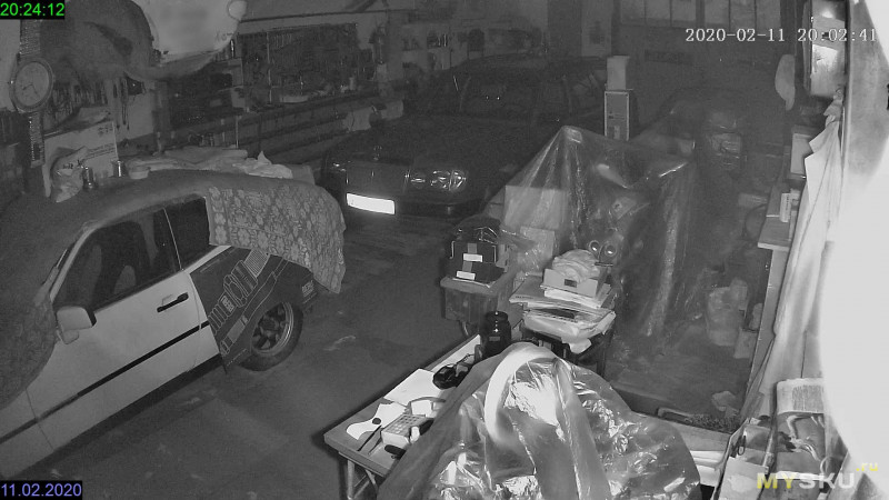 Камера наблюдения Xiaovv Q8. Играем в видеонаблюдение