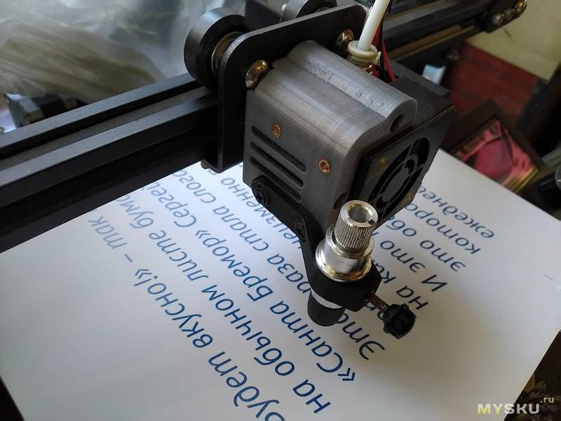 Держатель ножей для Graphtec CB09U Silhouette Cameo +15 ножей. Делаем режущий плоттер из 3Д принтера