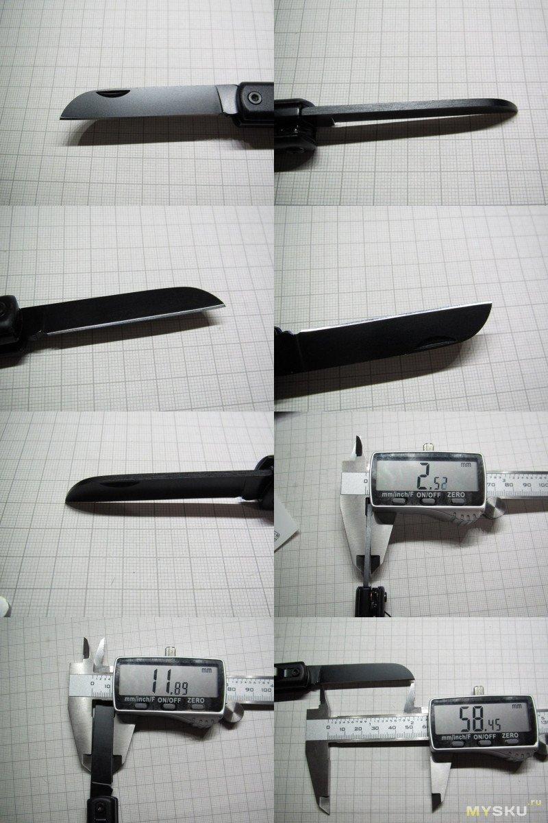 Фонарик Xiaomi Nextool N1 с ножиком и ножницами. Мультитул 3-в-1 для офисных выживальщиков ;)