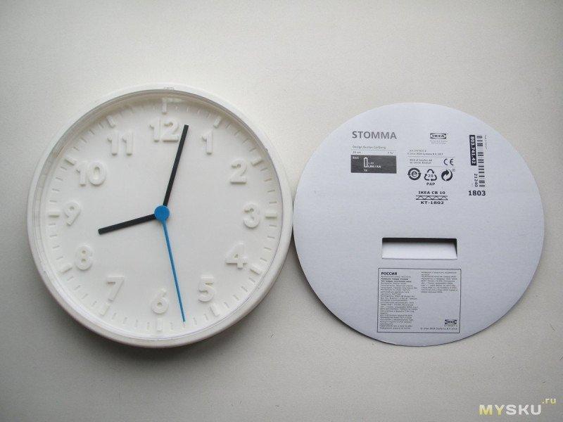 Что можно сделать с часами из Икеи. Мини-DIY