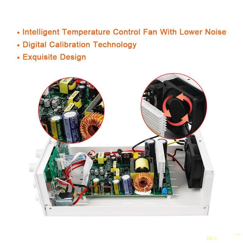 """Импульсный """"лабораторный"""" блок питания NICE-POWER SPS-W3010 30V 10A"""