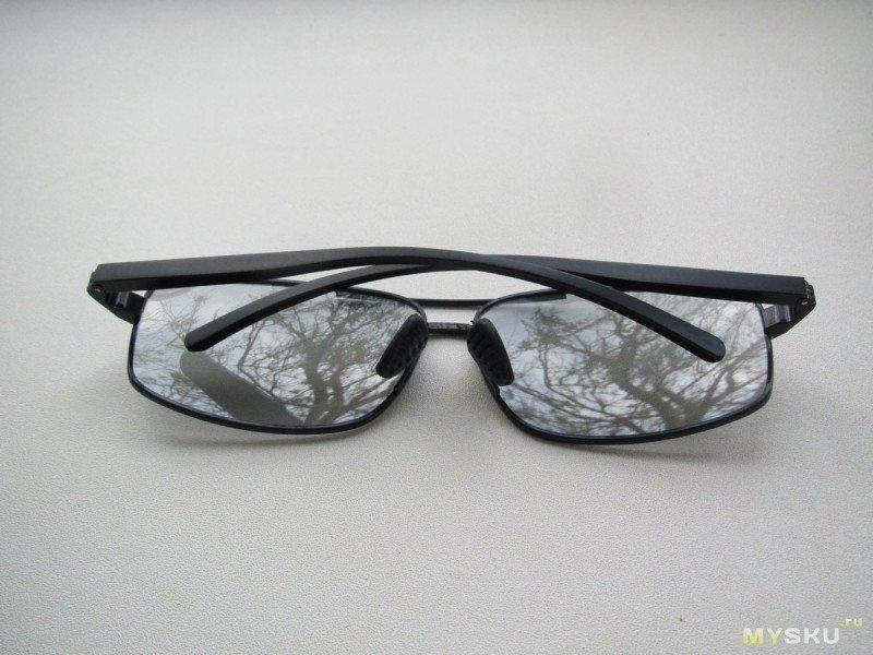 Поляризованные фотохроматические солнцезащитные очки