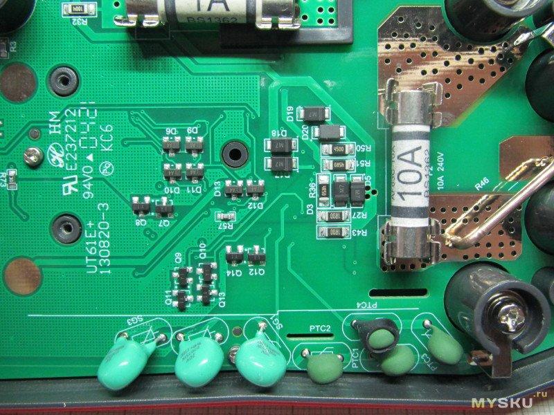 Мультиметр Uni-T UT61e+ - новая версия легендарного мультиметра