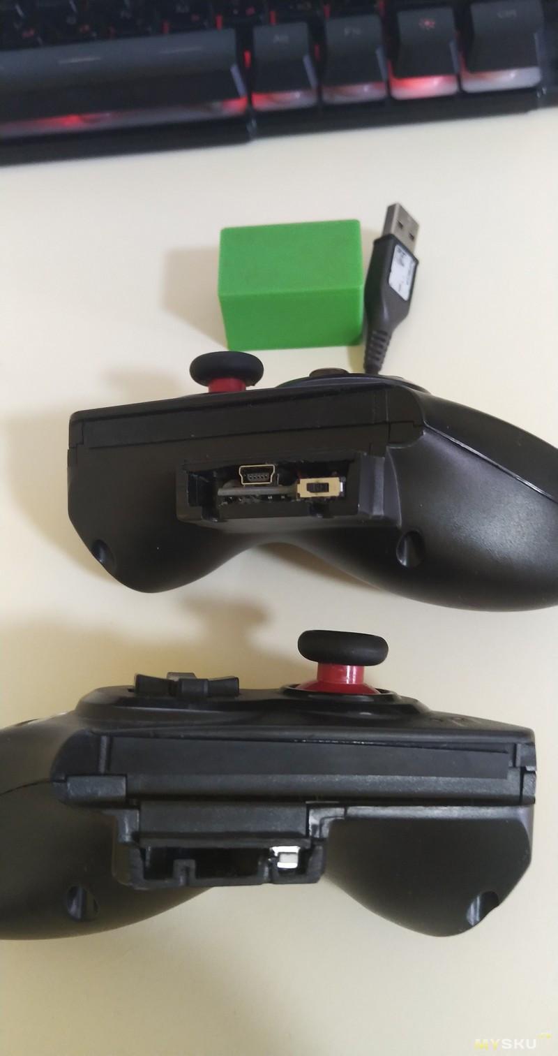 Как я делал свой супер геймпад со встроенной airmouse из геймпада Ipega pg 9023
