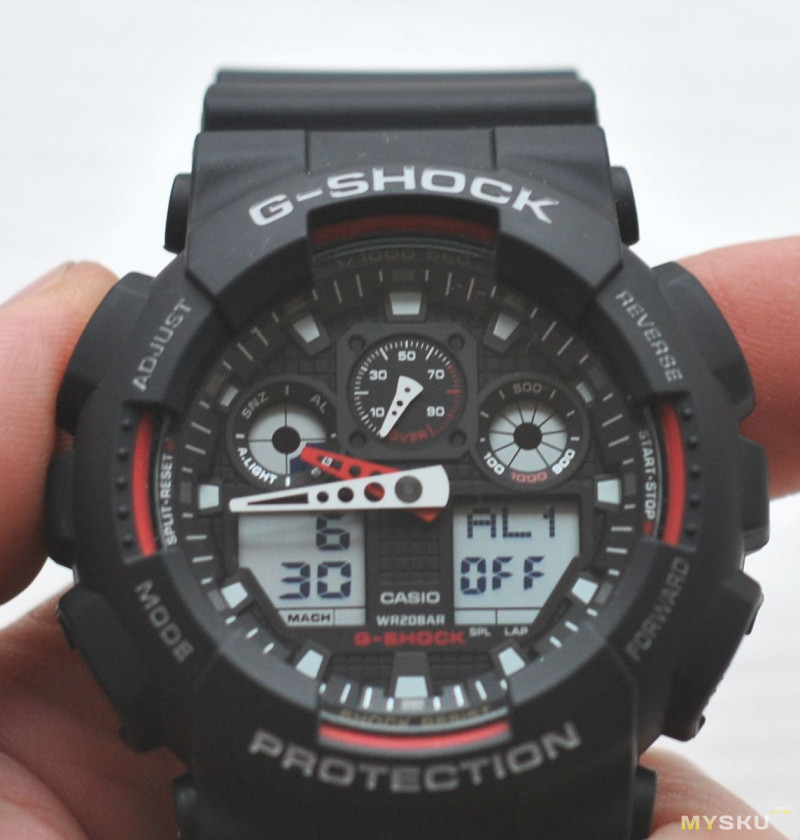 На рисунке 1 для удобства и наглядности пронумеруем кнопки часы на изображении представлены без привязки к бренду или конкретной модели.
