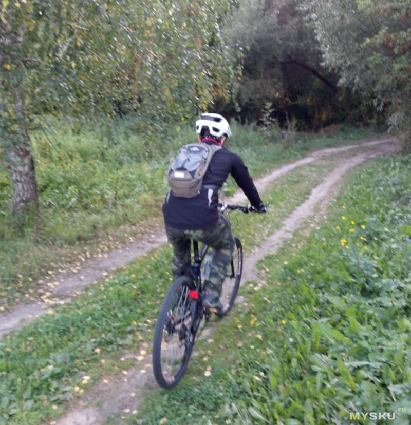 Осенняя велоджерси Wosawe