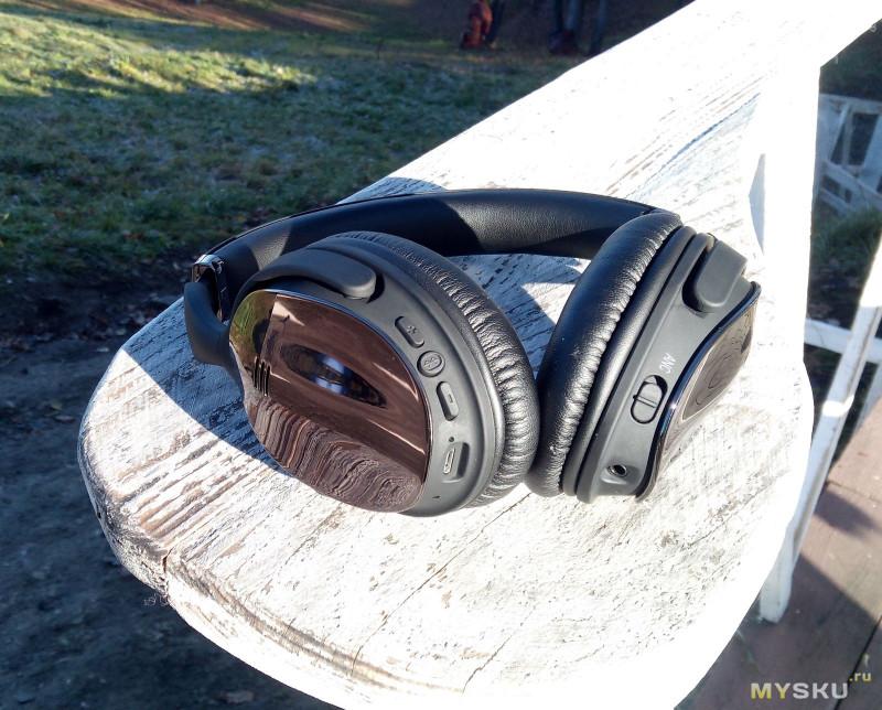 ♪ Mpow H5 Bluetooth наушники с активным шумодавом