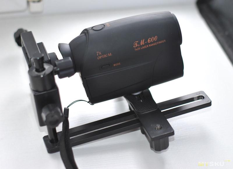 Лазерный дальномер 600 м