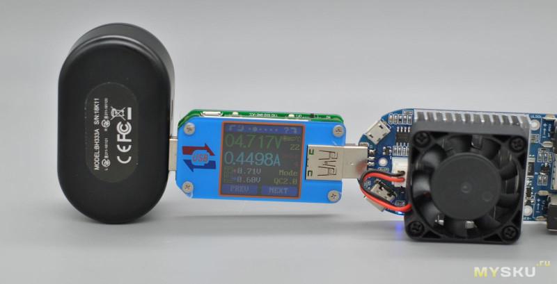 Беспроводные наушники Mpow T6