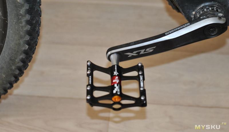 Велопедали RockBros Advanced 4
