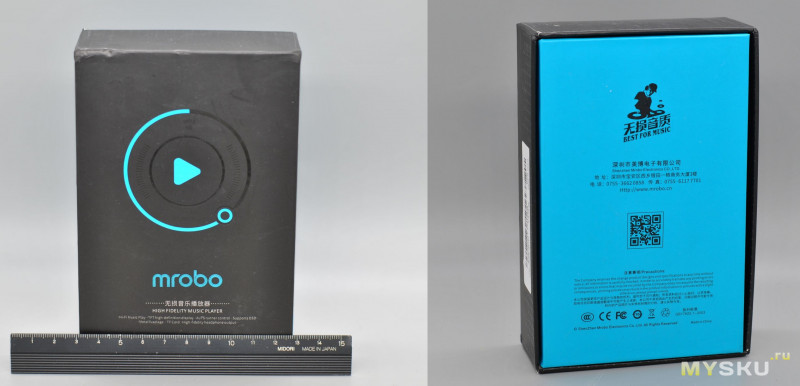 ♪ Аудиоплеер Mrobo C5
